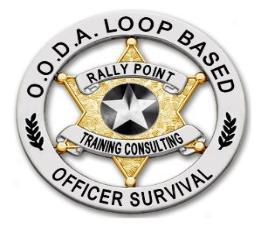 OODA Loop based Officer Survival